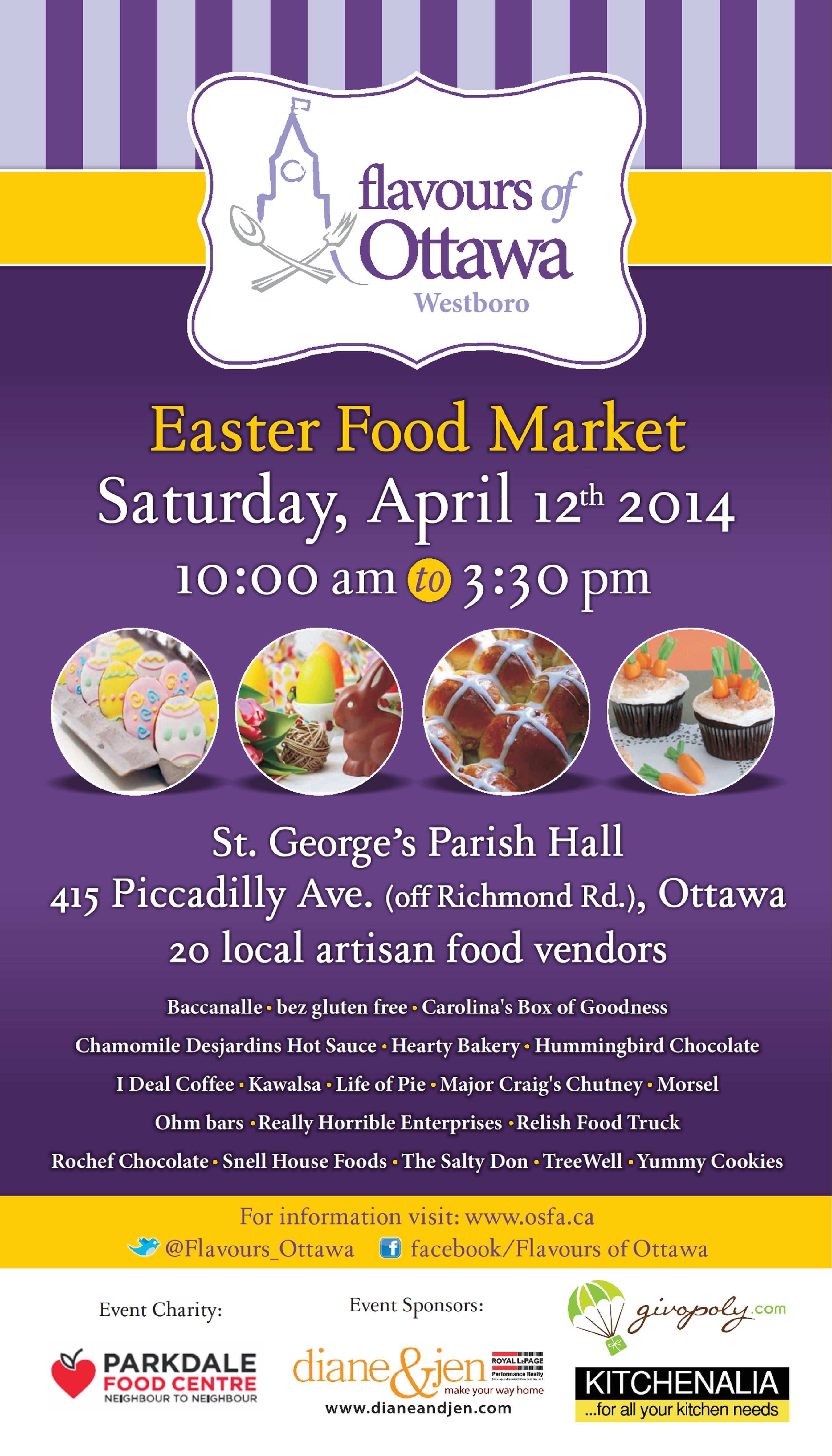 Easter Food Market